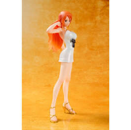 Figuarts Zero One Piece Nami (Film Gold Ver.)