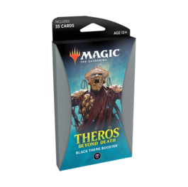 Theros Beyond Death Theme Booster Pack Black