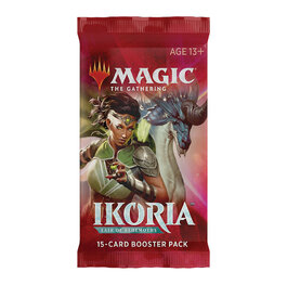 Ikoria: Lair of Behemoths 15-Card Booster Pack