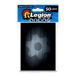 Legion - Matte Sleeves - Super Iconic Gear Double Matte Sleeves (50 Sleeves)