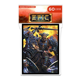 Legion - Matte Sleeves - EPIC - Dark Knight (60 Sleeves)