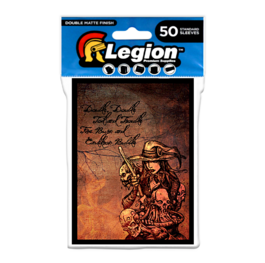 Legion - Gloss Standard Sleeves - Cauldron (50 Sleeves)