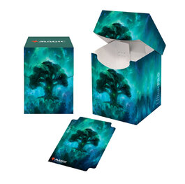 PRO 100 + Deck Box - Magic: The Gathering Celestial Forest
