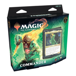 Zendikar Rising Commander Deck : Land's Wrath