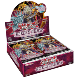 Legendary Duelists: Rage of Ra Booster Box