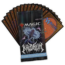 Kaldheim Collector Booster Display (12 Packs)